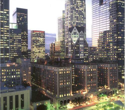 Millennium Biltmore Hotel Los Angeles Convention Centers