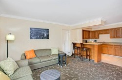 Ramada Los Angeles suite