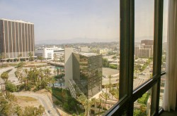 westin-bonaventure-los-angeles-city-view