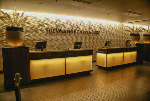 Westin Bonaventure Hotel Amp Suites Los Angeles Los Angeles Convention Centers